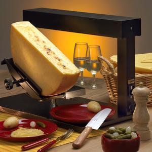 Soutujarvibygden - Raclette
